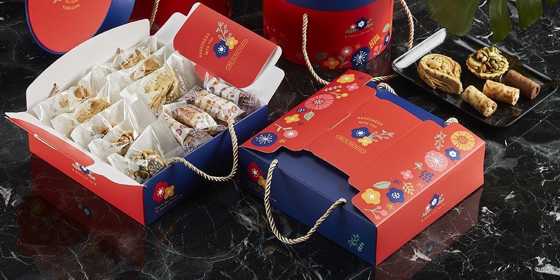 《節慶禮盒》幸福禮讚提盒