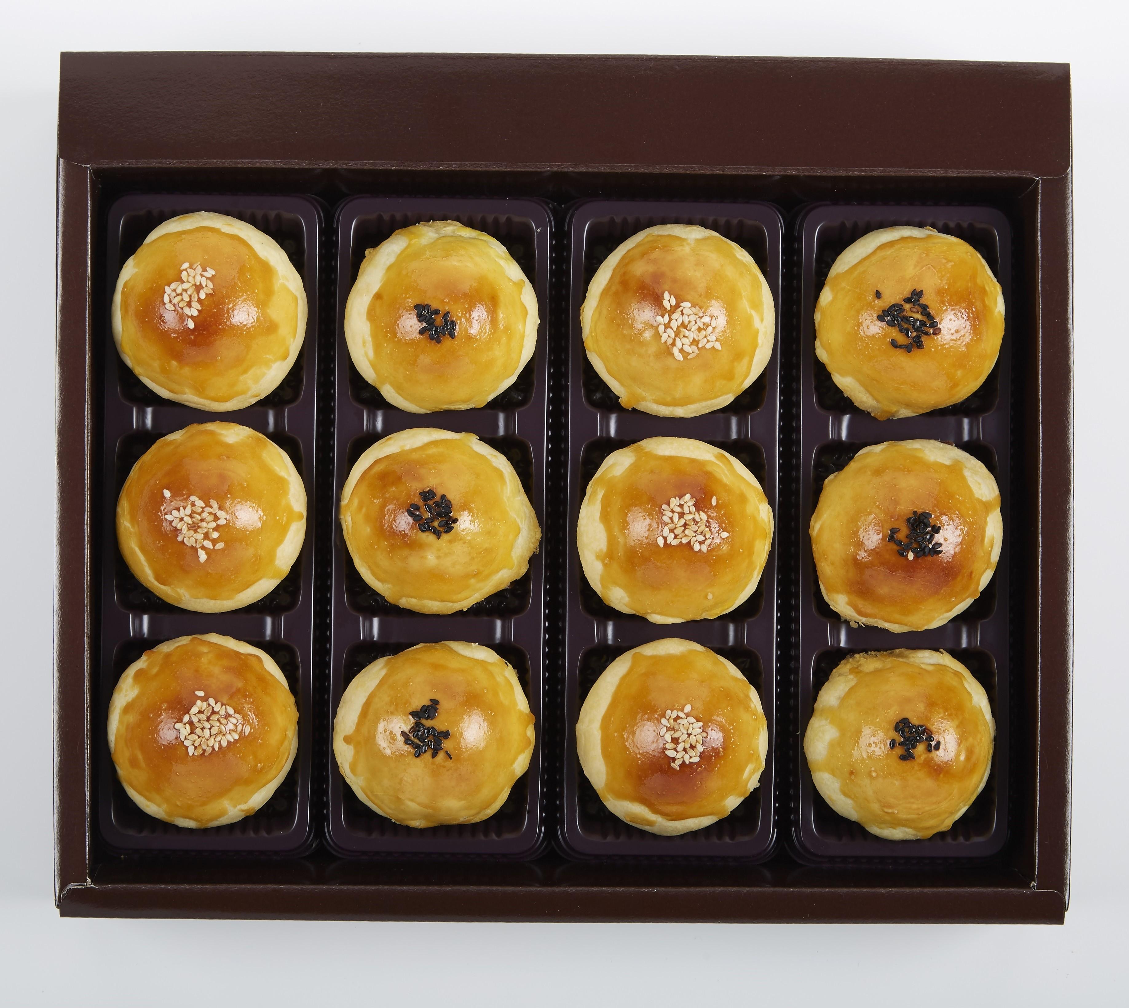 《中秋月餅》花漾12入 FM3