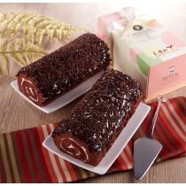 長條蛋糕-黑森林戚風蛋糕(請先來電再下單)