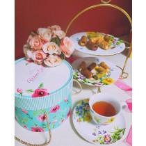 《節慶禮盒》幸福花園圓筒