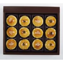 《中秋月餅》12入花漾D3