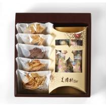 《中秋月餅》秋花(深咖啡) FF3