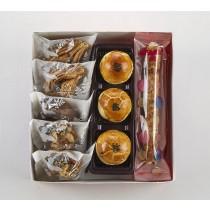 《中秋月餅》甜心兔9入提盒A